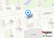 Компания «А-ПроРемонт» на карте