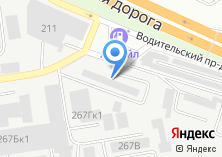 Компания «Уралартметалл-Механизация» на карте