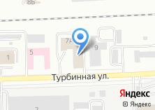 Компания «Астинити» на карте