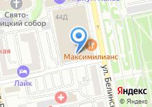 Компания «Путеводитель» на карте