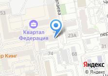 Компания «АС-отель» на карте