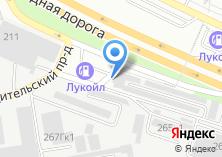 Компания «Лагуна» на карте