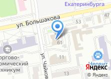 Компания «КОНТРОЛЬНАЯ ЗАКУПКА» на карте