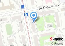 Компания «АЛЕКСАНДРИЯ» на карте