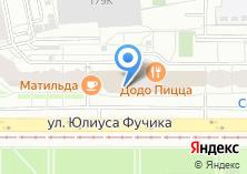 Компания «ГеоСервис» на карте