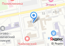 Компания «Трейд-НК» на карте