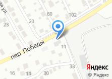 Компания «VostoK» на карте