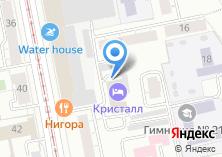 Компания «Арман» на карте