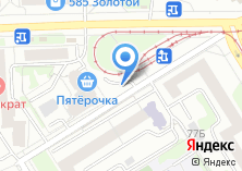 Компания «Автостоянка на ул. Старых Большевиков» на карте