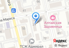 Компания «Новосёл» на карте