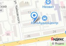 Компания «Профстройинструмент» на карте