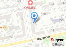 Компания «Агентство профессиональной охраны» на карте