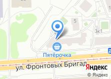 Компания «Еми» на карте