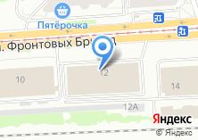 Компания «Драйв-Авто» на карте