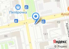 Компания «Мотив» на карте