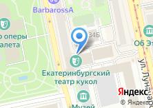 Компания «Петрушкин дом» на карте