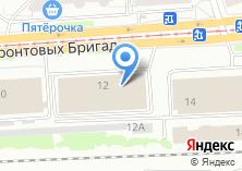 Компания «Авангард Тепло» на карте
