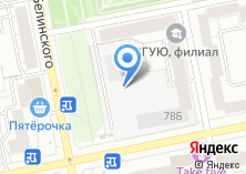 Компания «Ингара» на карте