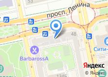Компания «НОВАЯ ЕВРОПА» на карте