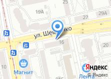 Компания «ГЕН СтройУрал» на карте