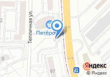 Компания «Автостоянка на Шефской» на карте