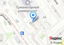 Компания «Урал-Инвест-Капитал» на карте