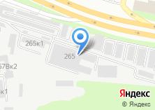 Компания «Еврокуб» на карте