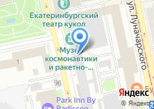 Компания «Адвокат Чучкалова Е.В» на карте