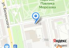 Компания «Группа ЭКСПА» на карте