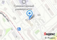 Компания «Выставочные технологии» на карте