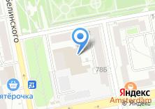 Компания «For Your Auto» на карте