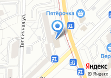 Компания «СА-Урал» на карте