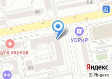 Компания «КЕДРОФ» на карте