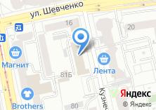 Компания «Минпромторг» на карте