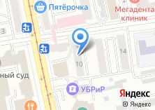 Компания «Золотое сердце» на карте