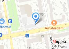 Компания «Перепланировки» на карте