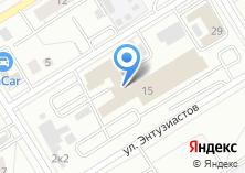 Компания «УралСтройЕкатеринбург» на карте