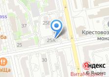 Компания «Адвокатская контора №51» на карте