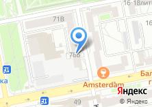 Компания «Бабушкин Узор» на карте