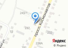 Компания «КООВО» на карте