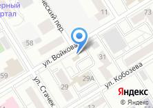Компания «Молпродукт» на карте