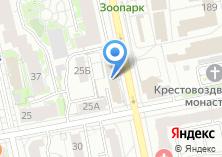 Компания «ЛУКОЙЛ-Пермнефтепродукт» на карте