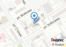 Компания «Сберинвестбанк» на карте