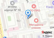 Компания «ПУШКИН-ТУР» на карте