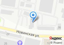 Компания «АТС-Информ» на карте