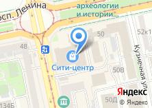 Компания «Доброделов» на карте