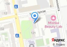 Компания «ТЕХТРЕЙД сеть специализированных магазинов» на карте