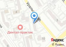 Компания «Промбуркомплект» на карте