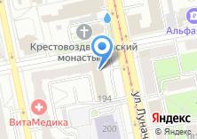 Компания «Особый случай» на карте