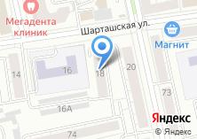 Компания «Кнопка» на карте